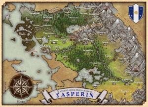 Tasperin (Topografisch)